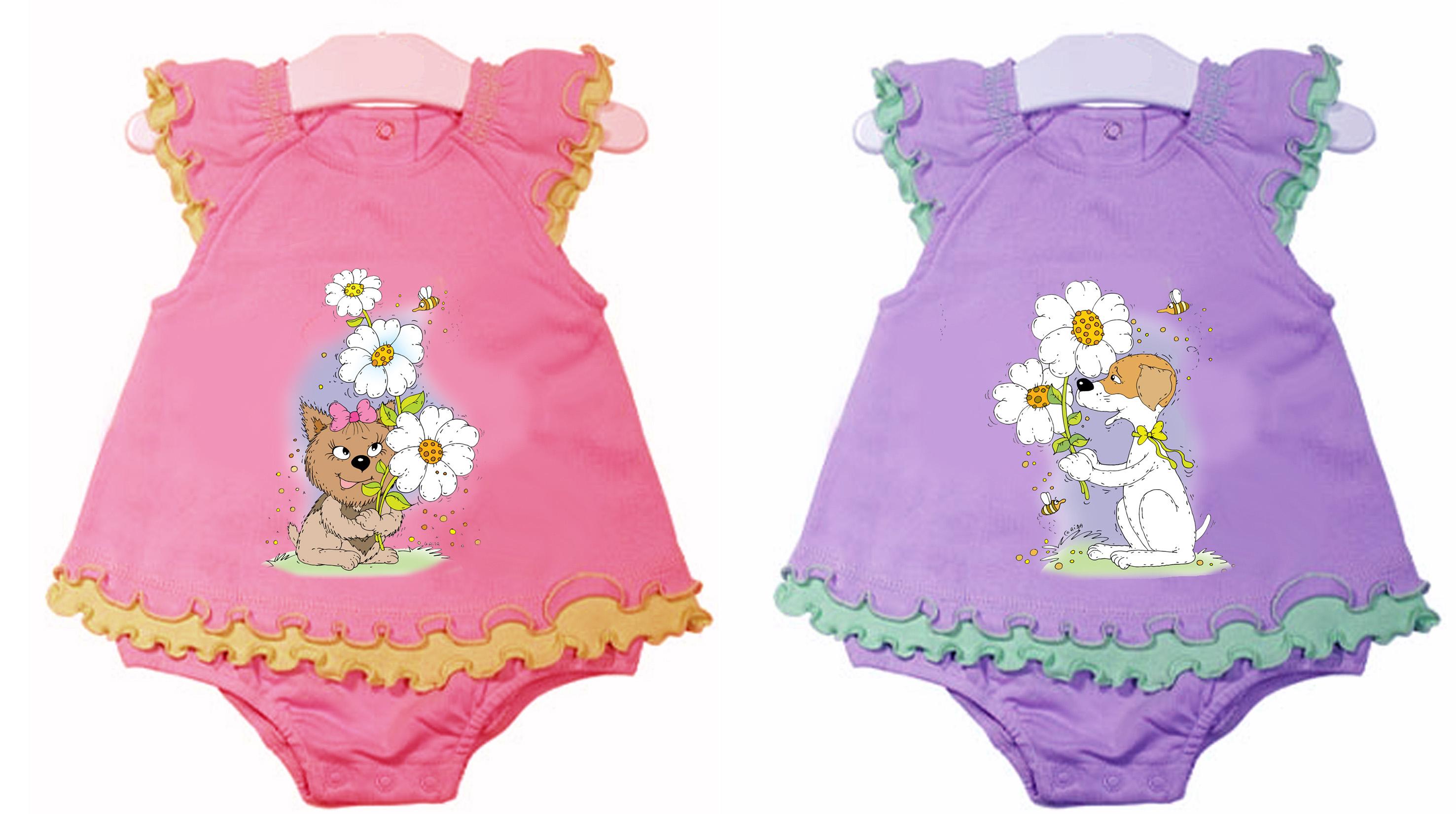 Baby Dress Designs